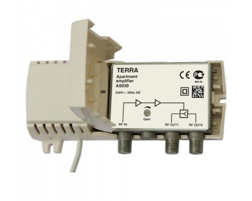 Квартирний підсилювач ТВ сигналу TERRA AS039